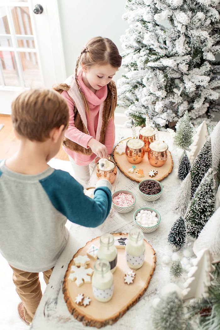 10 Cozy Winter Birthday Party Ideas( Activities) For Kids