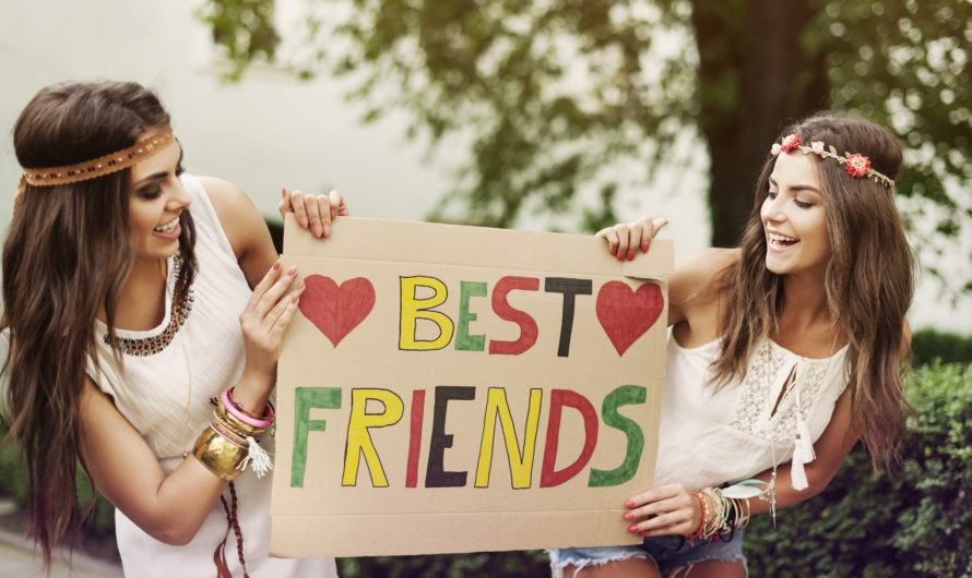 3 Letter Ideas To Best Friend On Her Birthday(+Wishes)